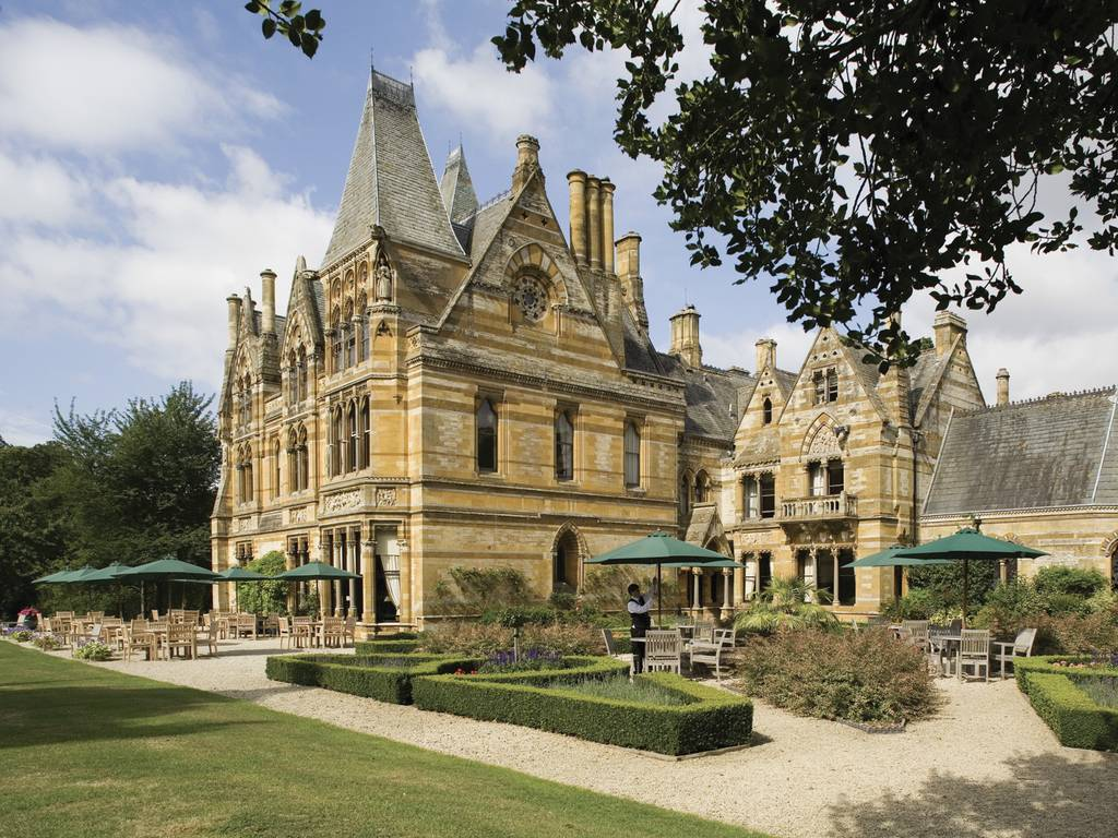 Ettington Park Hotel In Cotswolds And Stratford Upon Avon Luxury Hotel Breaks In The Uk