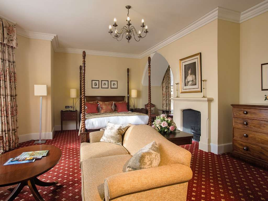 Deluxe Double room, Ettington Park Hotel