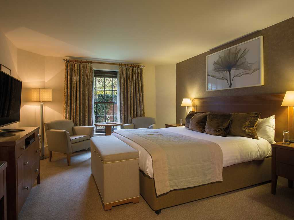 Classic room, Ettington Park Hotel