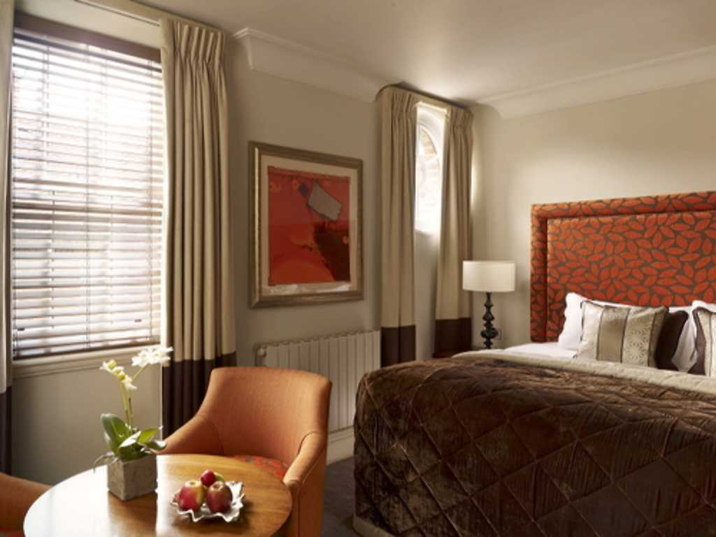 Superior room, The Arden Hotel